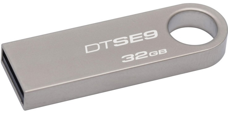Kingston flash disk 32GB (DTSE9H)